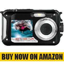 Aurho Waterproof Digital Camera