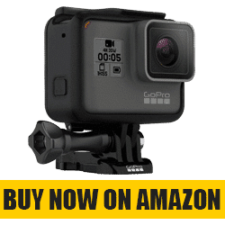 GoPro Hero 5 - GoPro Waterproof Video Cameras
