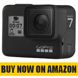 GoPro Hero 7 - Action Camera for Vlogging