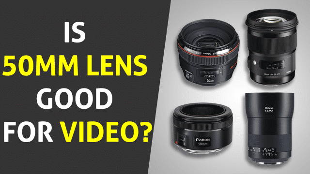 Reasons Why You Need a 50mm Lens