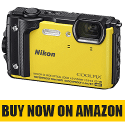 Nikon W300 - Best Waterproof Vlogging Camera
