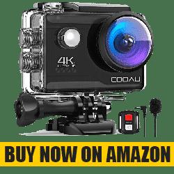 COOAU Action Camera
