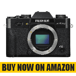 Mirrorless Digital Camera