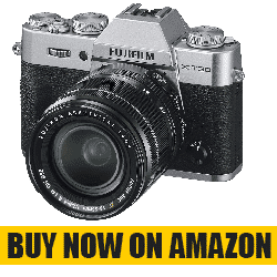 Mirrorless Digital Camera