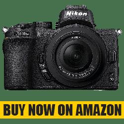 Compact Mirrorless Camera
