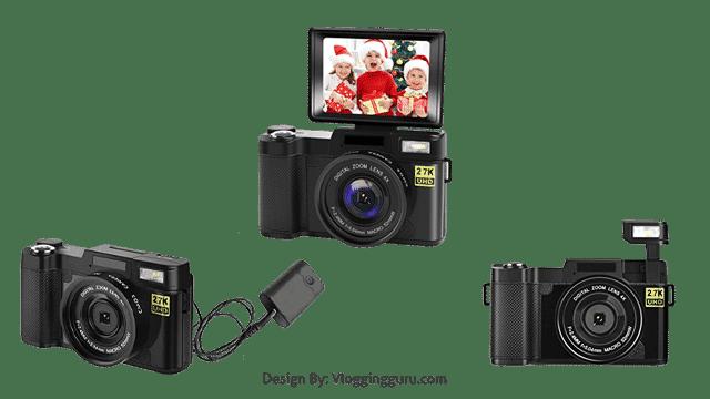 CEDITA Digital 24MP Camera