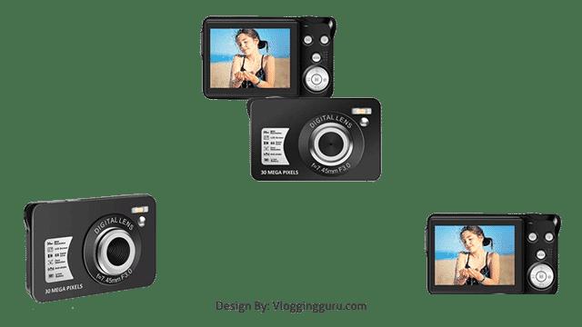 Digital Camera 2.7 Inch