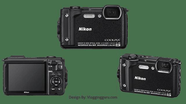 Nikon COOLPIX W-300