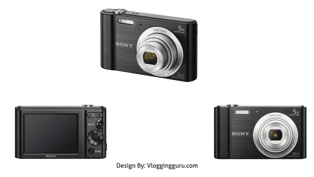 Sony DSCW800
