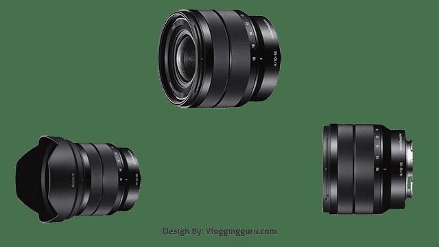 Sony - E 10-18mm