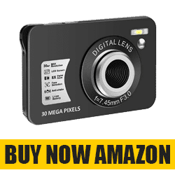 Best High Resolution Digital Camera