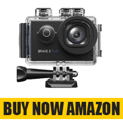 Best Action Camera with Smart Voice Control