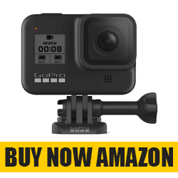 GoPro Hero8 - Best Action Camera