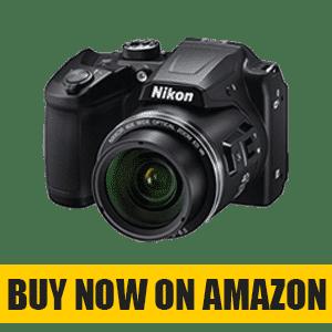 Nikon COOLPIX B500 Digital Camera -