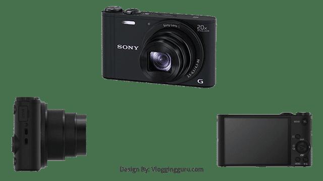 Sony DSCWX350 18 MP