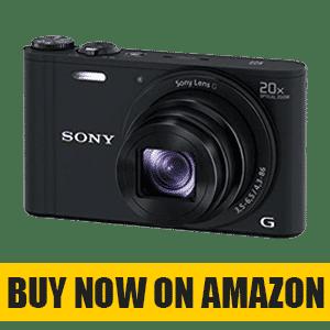 Sony DSCWX350 18 MP Digital Camera -