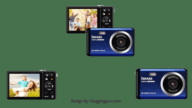 iShare KidsCam Compact Camera
