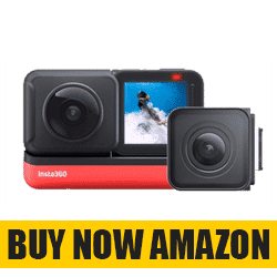 insta360 ONE R - Best Sports Action Camera