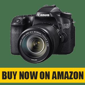 Canon EOS 70D - Check Price