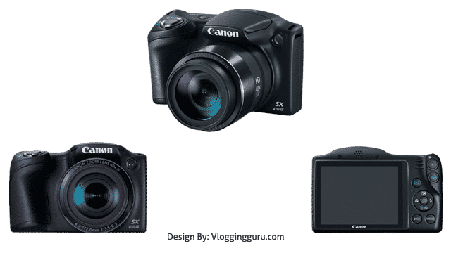 Canon Powershot SX410 IS Review