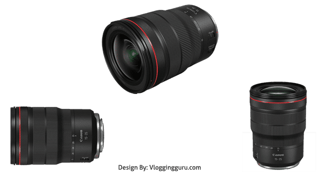 Canon RF 15-35mm f 2.8L IS USM