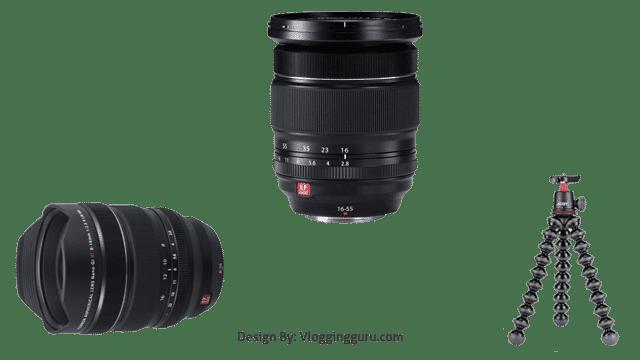 Fujifilm XF8-16mm f 2.8 R LM WR