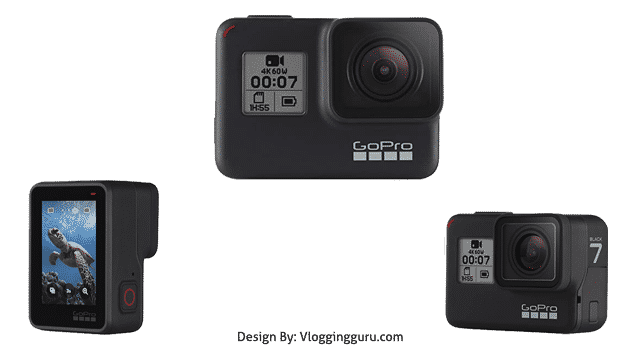 GoPro HERO7 Black -