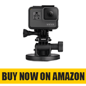 GoPro Suction Cup Official Mount