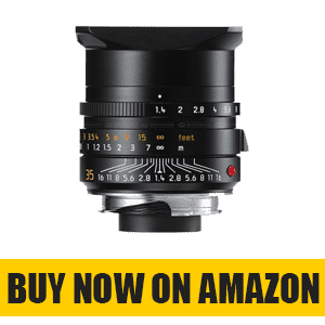 Leica 35mm f/1.4 ASPH Summilux-M