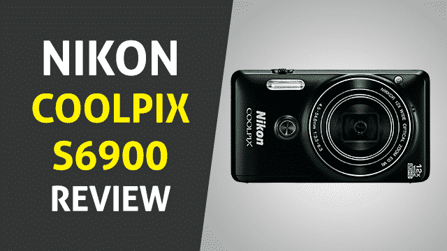 Nikon Coolpix S6900 Review