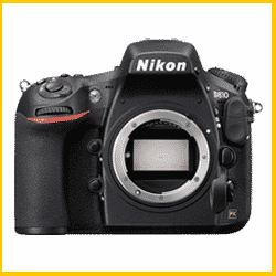 Nikon D810 FX-format