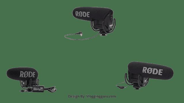 Rode VideoMicPro -