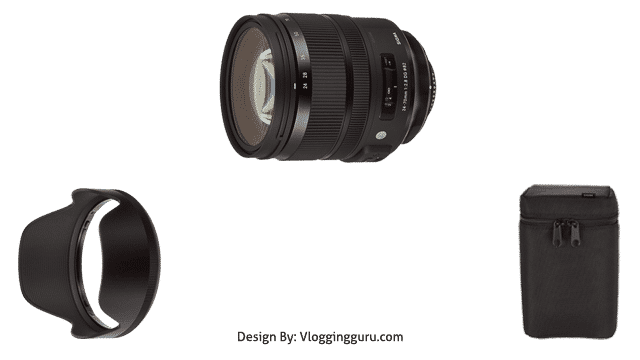 Sigma 14-24mm f 2.8 DG HSM