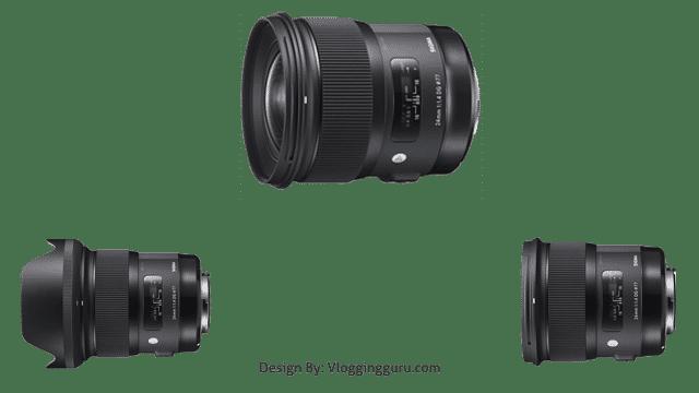 Sigma 24mm f 1.4 DG HSM