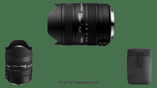Sigma 8-16mm f 4.5-5.6 DC HSM FLD AF