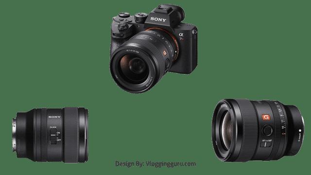 Sony FE 24mm f 1.4 GM