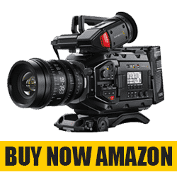 Blackmagic Design URSA Mini Pro - Music Video Camera
