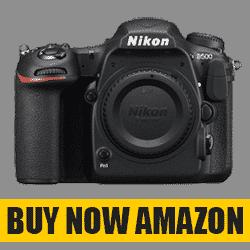 Nikon D500 - Professional Music Video Camera