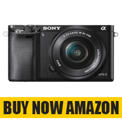 Sony Alpha a6000 - Good Camera for music videos